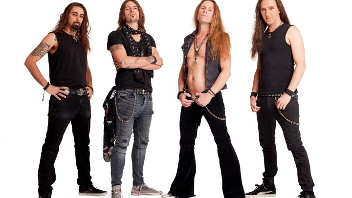 "FREEDOM CALL  – New album ""M.E.T.A.L."" out in August  First single and video out today  –"