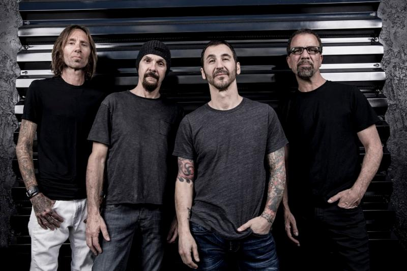 "GODSMACK Extend 2019 Summer Tour Dates, ""Under Your Scars"" #5 on Active Rock Chart"
