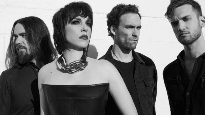 HALESTORM announce new EP + single with Amy Lee (Evanescence)