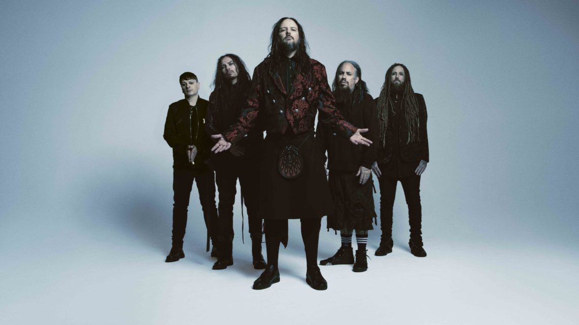 KORN announce new album, 'The Nothing' and share new track