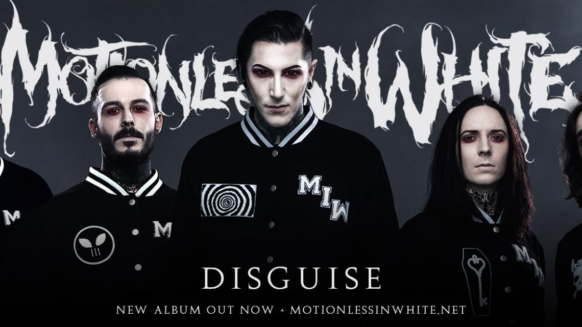 "Motionless In White – ""Disguise"""