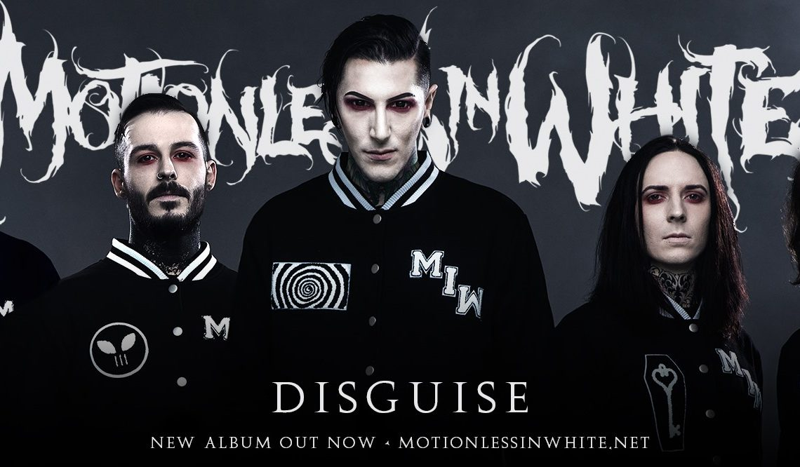 """Motionless In White – """"Disguise"""""""