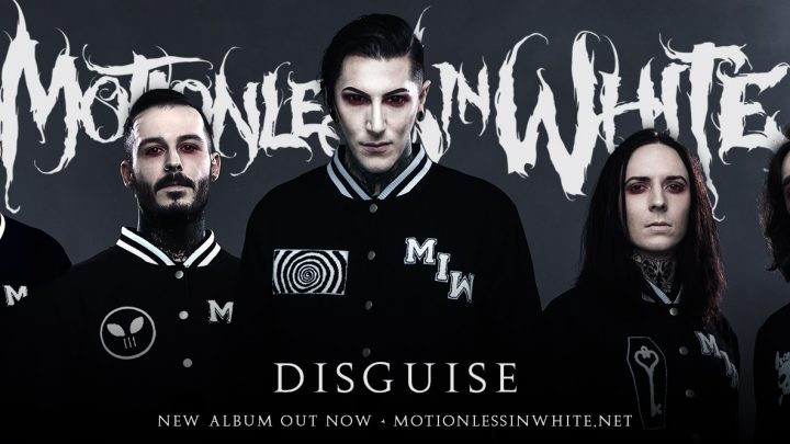 MOTIONLESS IN WHITE reveal 'Brand New Numb' video