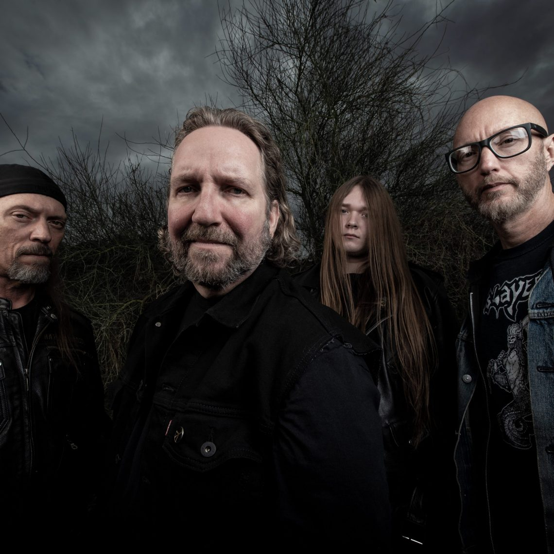 SACRED REICH launches video for 'Salvation'