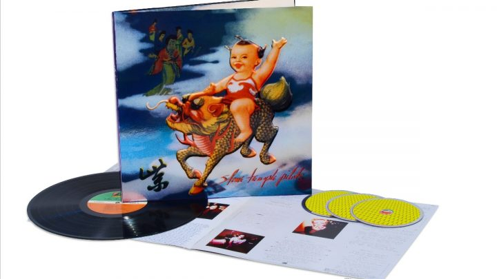 Stone Temple Pilots – Celebrate 25 Years of Iconic Album 'Purple' With Super Deluxe Edition