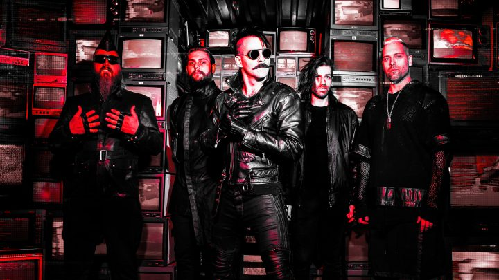 """3TEETH Cover Foster The People's """"PUMPED UP KICKS""""; Set Sights On Song's Commentary On Gun Culture In Blistering New Video  New Album METAWAR Out This Friday"""