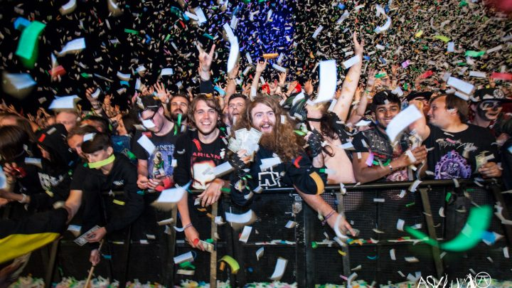 BLOODSTOCK REVEALS FIRST HEADLINER AND MORE…