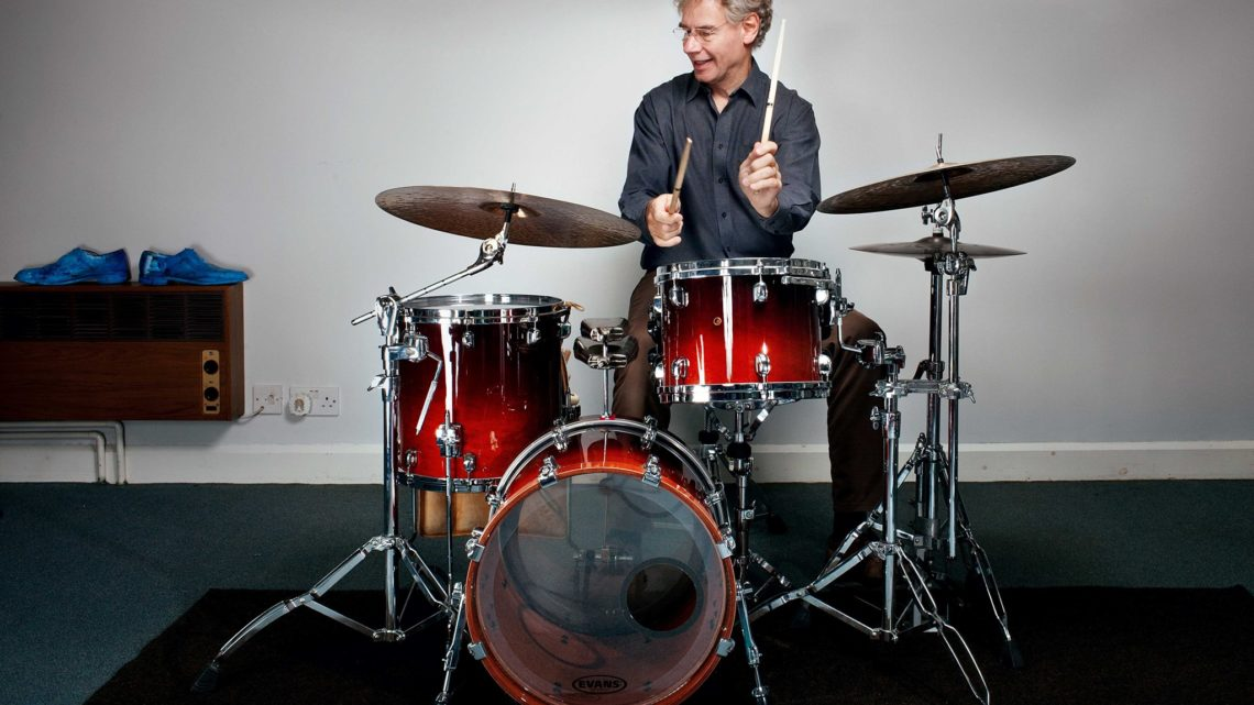 What's in the new Bill Bruford Earthworks 24 Disc Boxset
