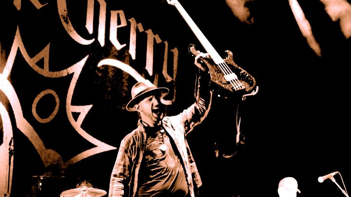 Black Stone Cherry Announce Black To Blues Volume 2