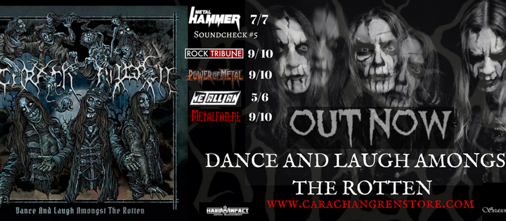 Carach Angren Interview With Dennis Droomers At Hellfest 2019