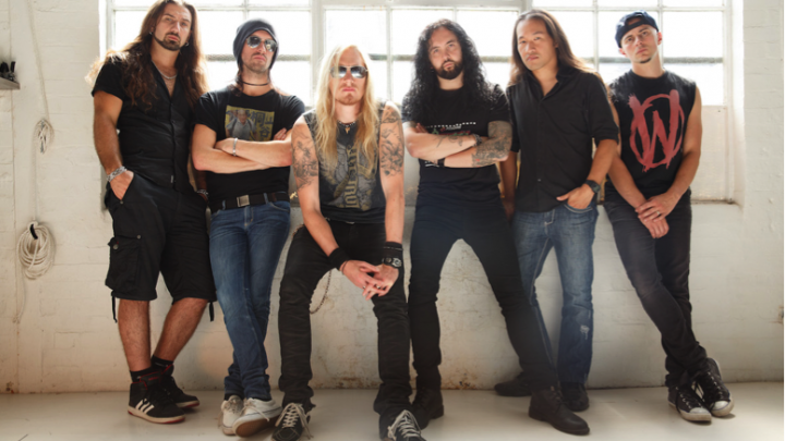 DRAGONFORCE announce North American, UK & European tour dates; new album due this year