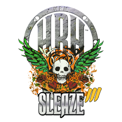 HRH Sleaze III Day Splits and Day Tickets Now Available!