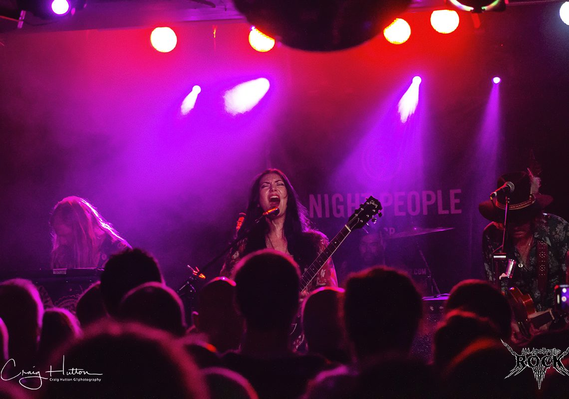 Rosalie Cunningham, Gu-ru@Night People, Manchester 27-07-2019