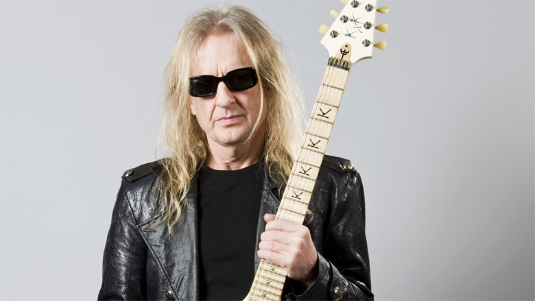 ROSS THE BOSS / KK DOWNING KK Downing joins Ross The Boss as Special Guest at Bloodstock Festival