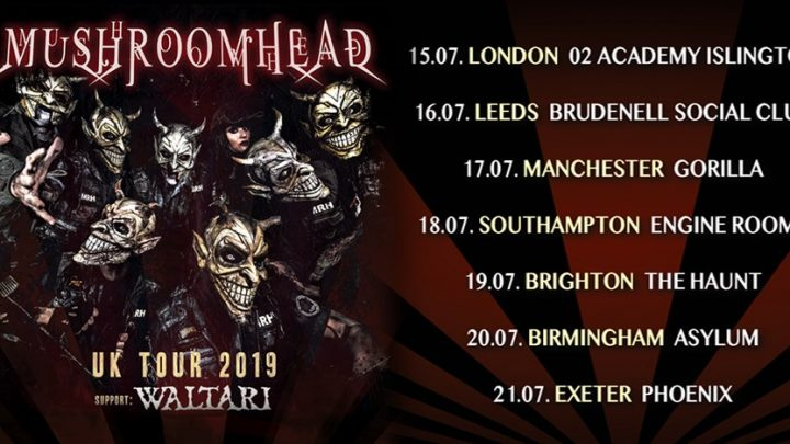 Mushroomhead – Leeds Brundell Social 16/7/2019 – Live Review