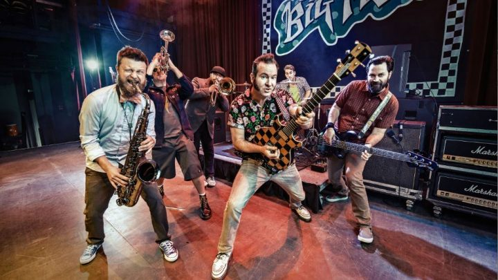 Reel Big Fish Announce UK Tour