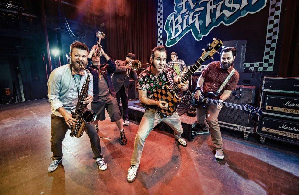 Reel Big Fish Announce UK Tour