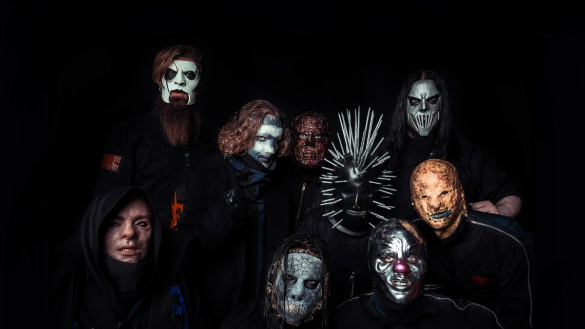 SLIPKNOT share new song, 'Solway Firth'