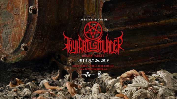 THY ART IS MURDER – Announce EU Tour For Late 2021
