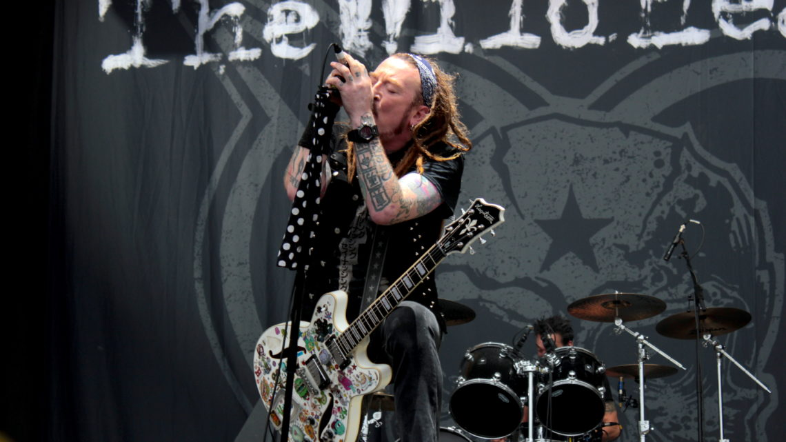 """The Wildhearts – Announce Double Live Album """"30 Years Itch"""" Out On 4th December"""