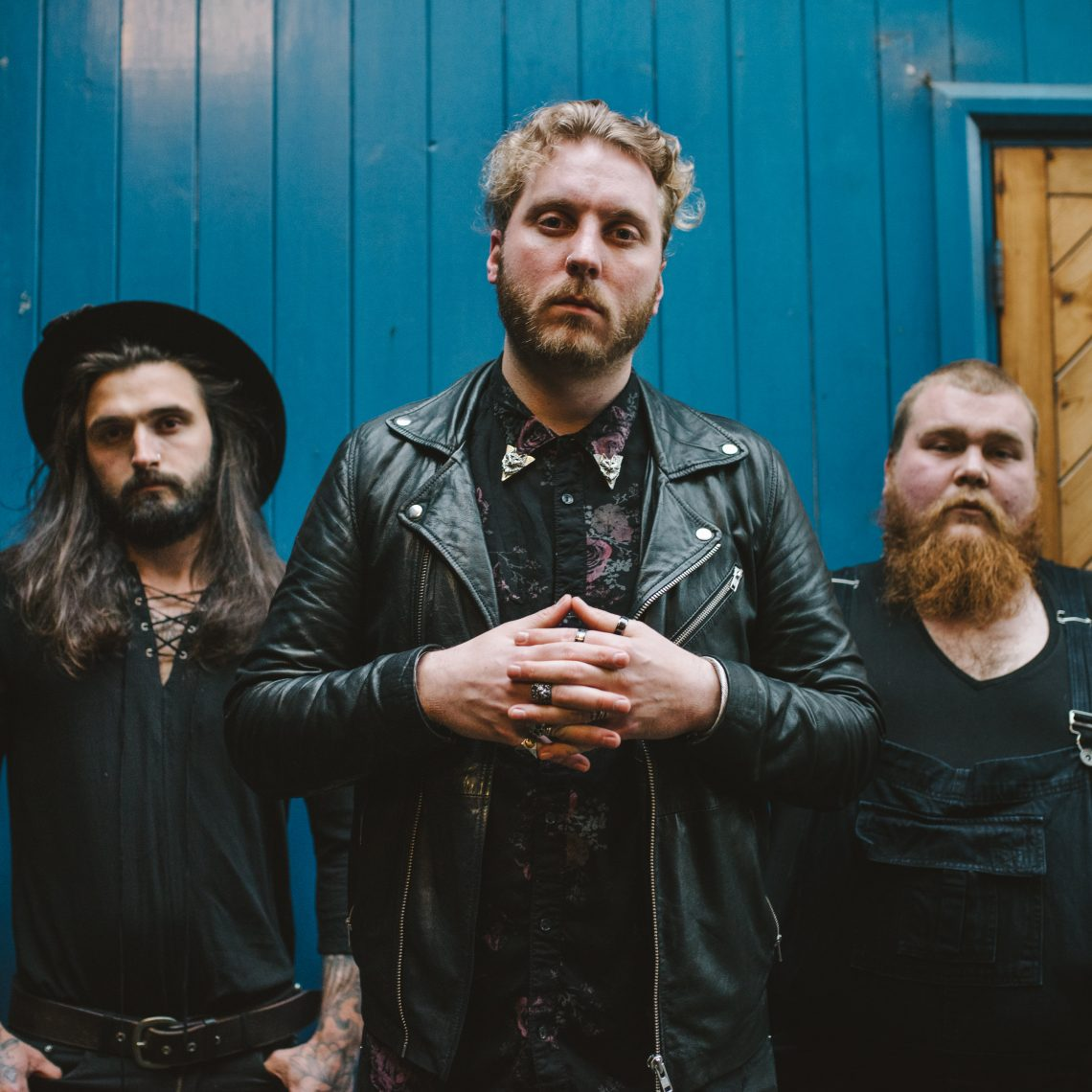 Cannock riff-rockers Wolf Jaw supporting Crobot on UK Tour 🔥🎤🎸