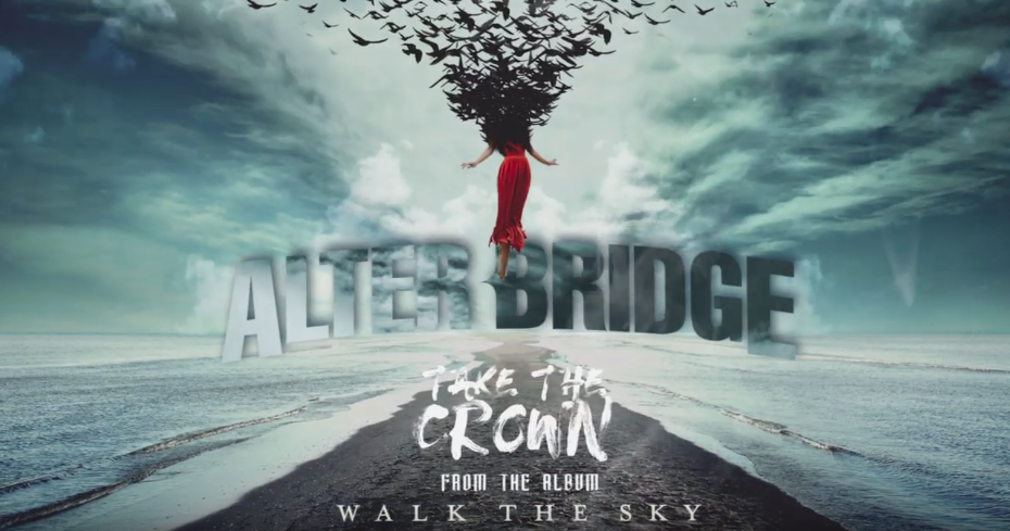 ALTER BRIDGE share new song 'Take The Crown'