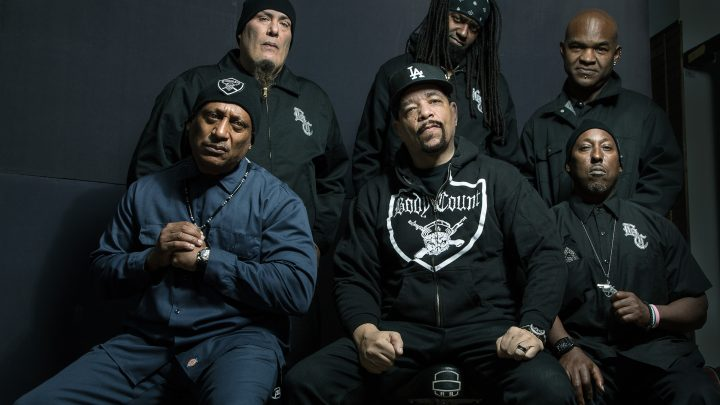 "BODY COUNT announce new album ""CARNIVORE"""