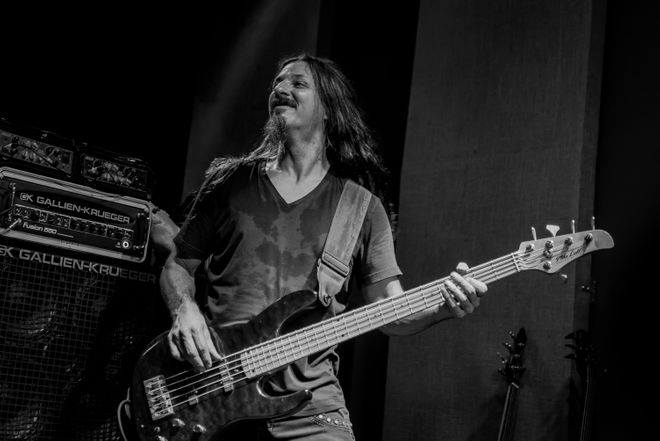 Bryan Beller of Dethklok, Joe Satriani and Aristocrats Interview