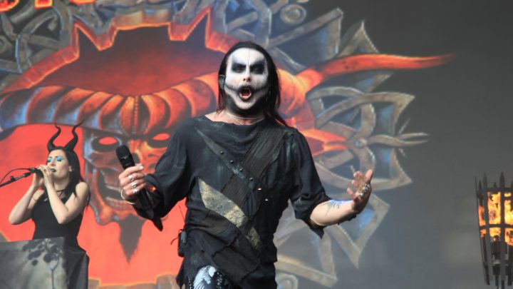 Cradle of Filth share lyric video for remixed and remastered version of 'Lustmord And Wargasm (The Lick Of Carnivorous Winds)'