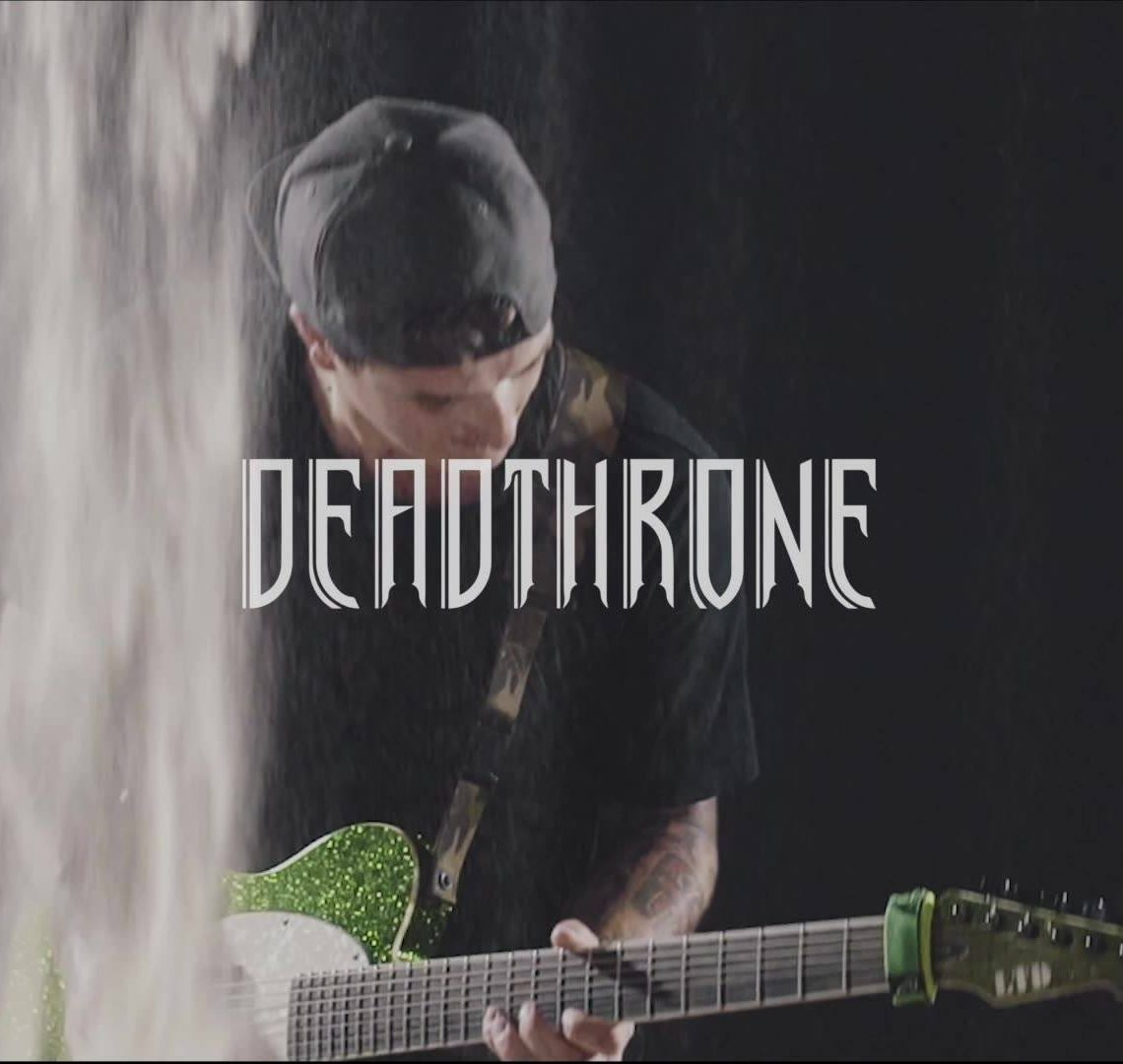 Chris Bissette of Deadthrone Interview and Album Review