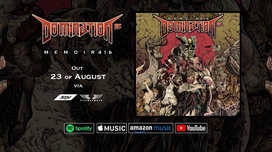 Domination Inc – Memoir 414