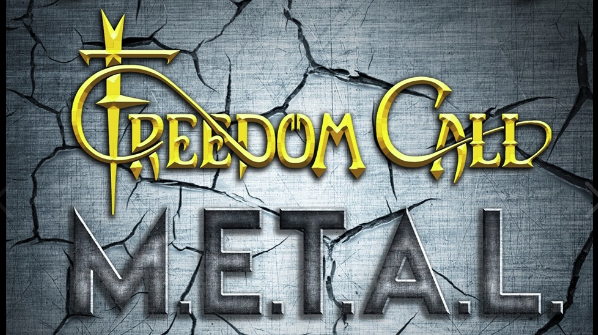 FREEDOM CALL – New M.E.T.A.L. Studio Album Released August 23rd on SPV