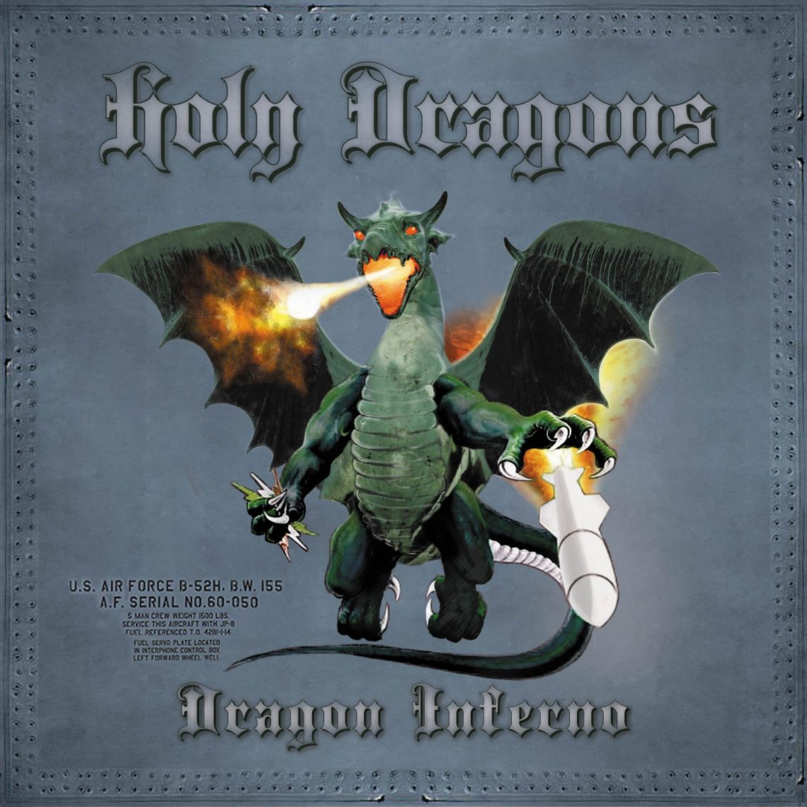 Holy Dragons: Unholy and Saints
