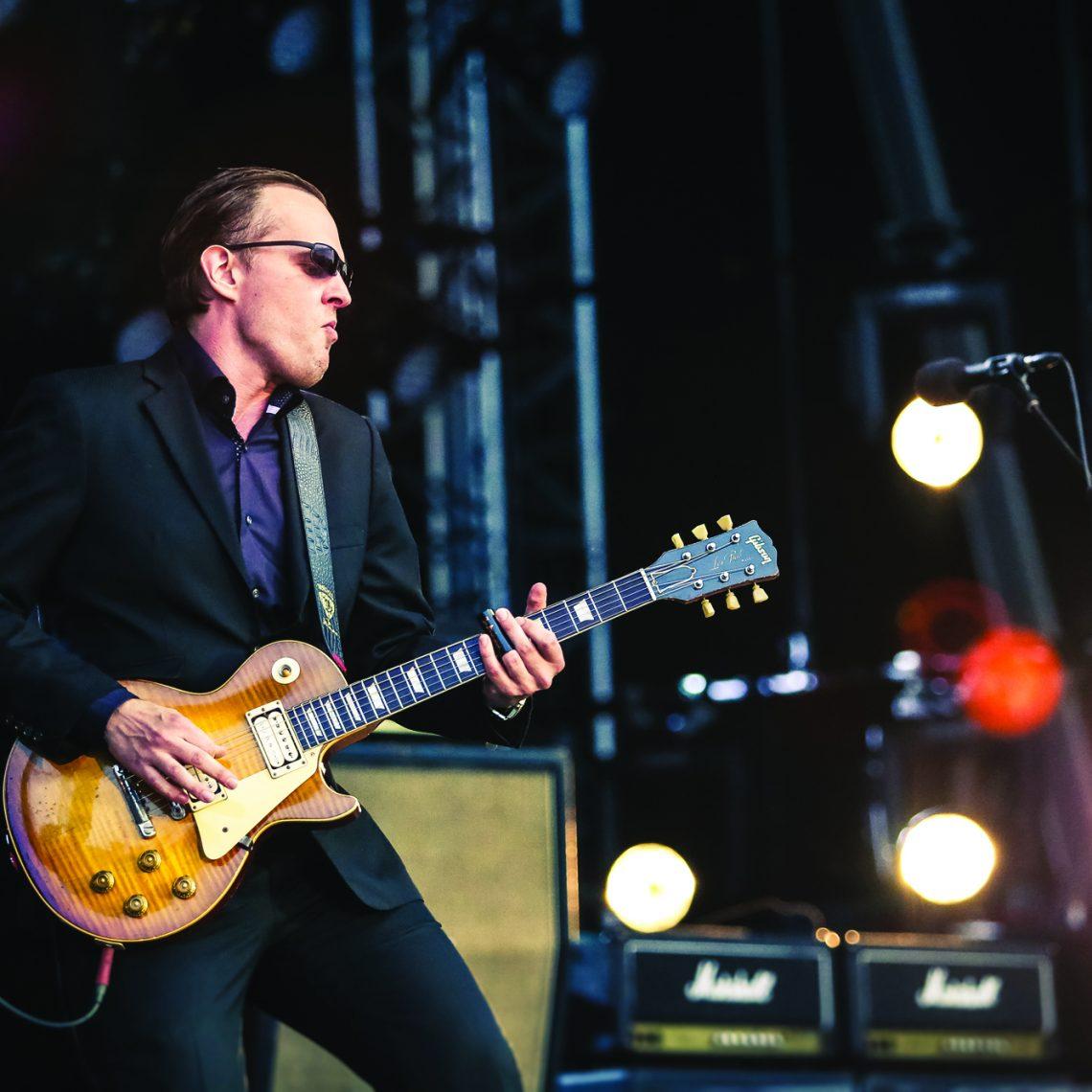 Joe Bonamassa Revels New Recording Of 'Cradle Rock' – 20th Anniversary Of His Debut Album 'A New Day Yesterday'