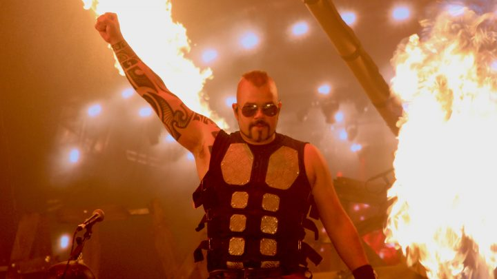 "SABATON unleash cinematic new video ""Seven Pillars of Wisdom"", filmed in the Sahara desert"