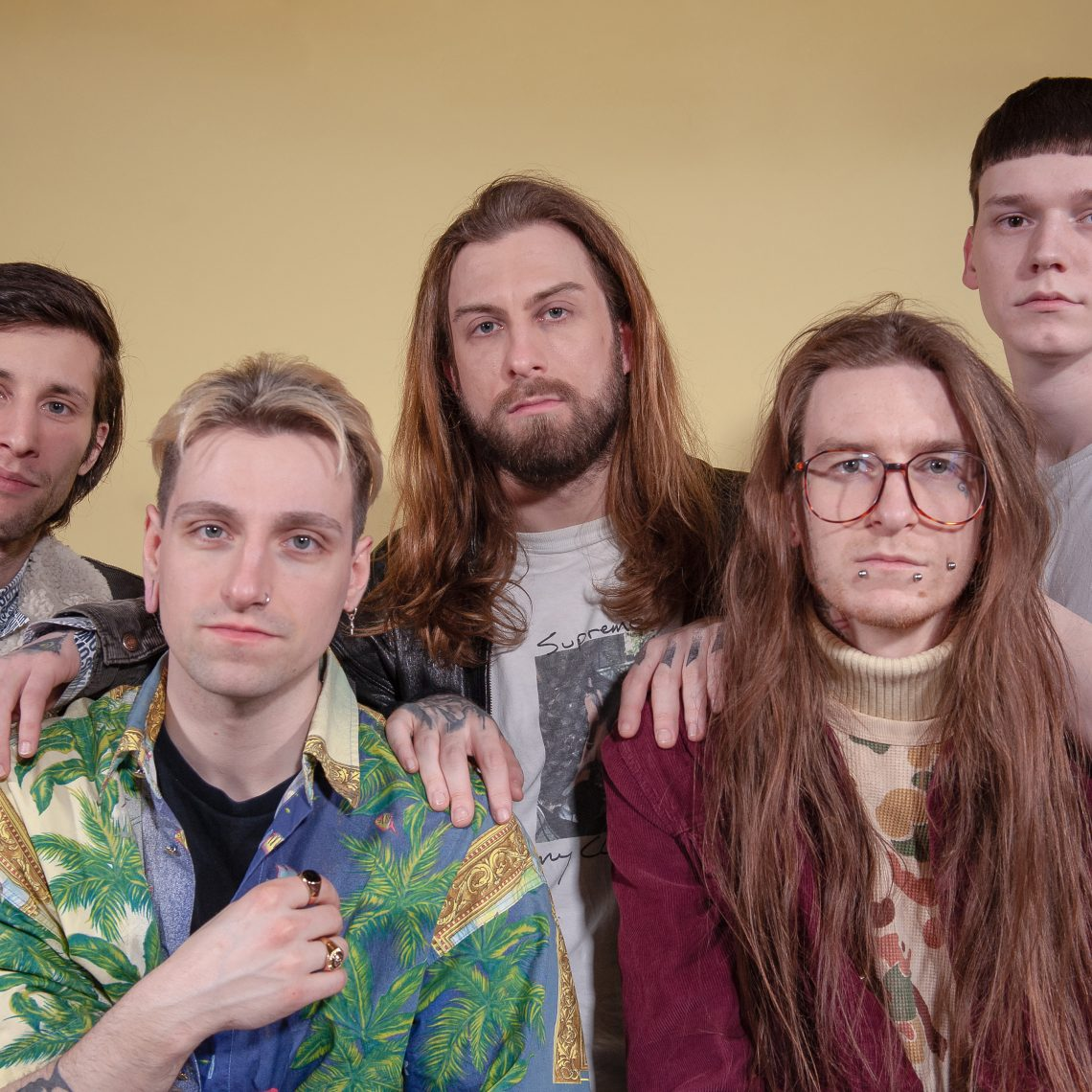 """THE OKLAHOMA KID release brand new single 'Feed Me Fear' off their upcoming debut record """"SOLARRAY"""""""