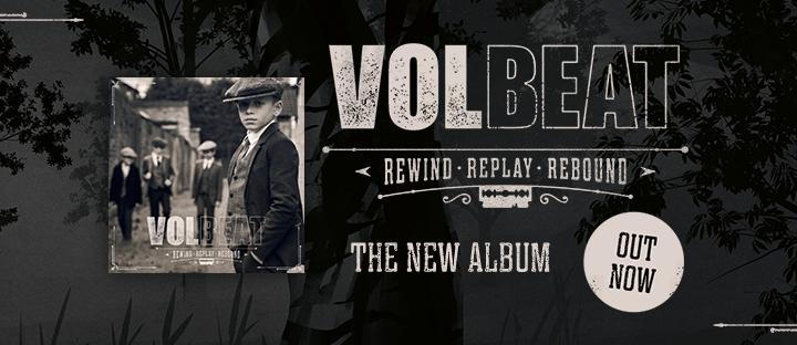 Volbeat : Rewind, Replay, Rebound (Deluxe Edition)