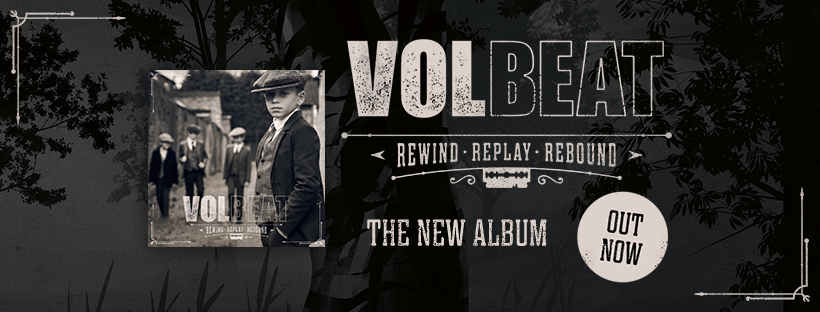 Volbeat : Rewind, Replay, Rebound (Deluxe Edition)