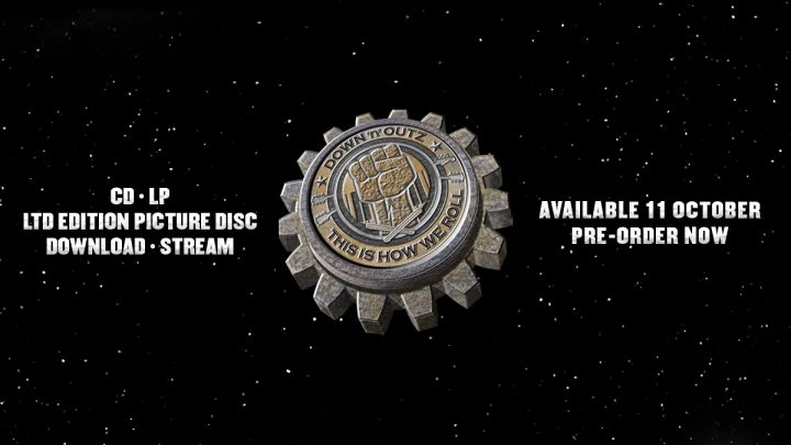 """Down 'n' Outz – Def Leppard's Joe Elliott Fronted Project New Studio Album """"This Is How We Roll"""" Out On 11th October"""