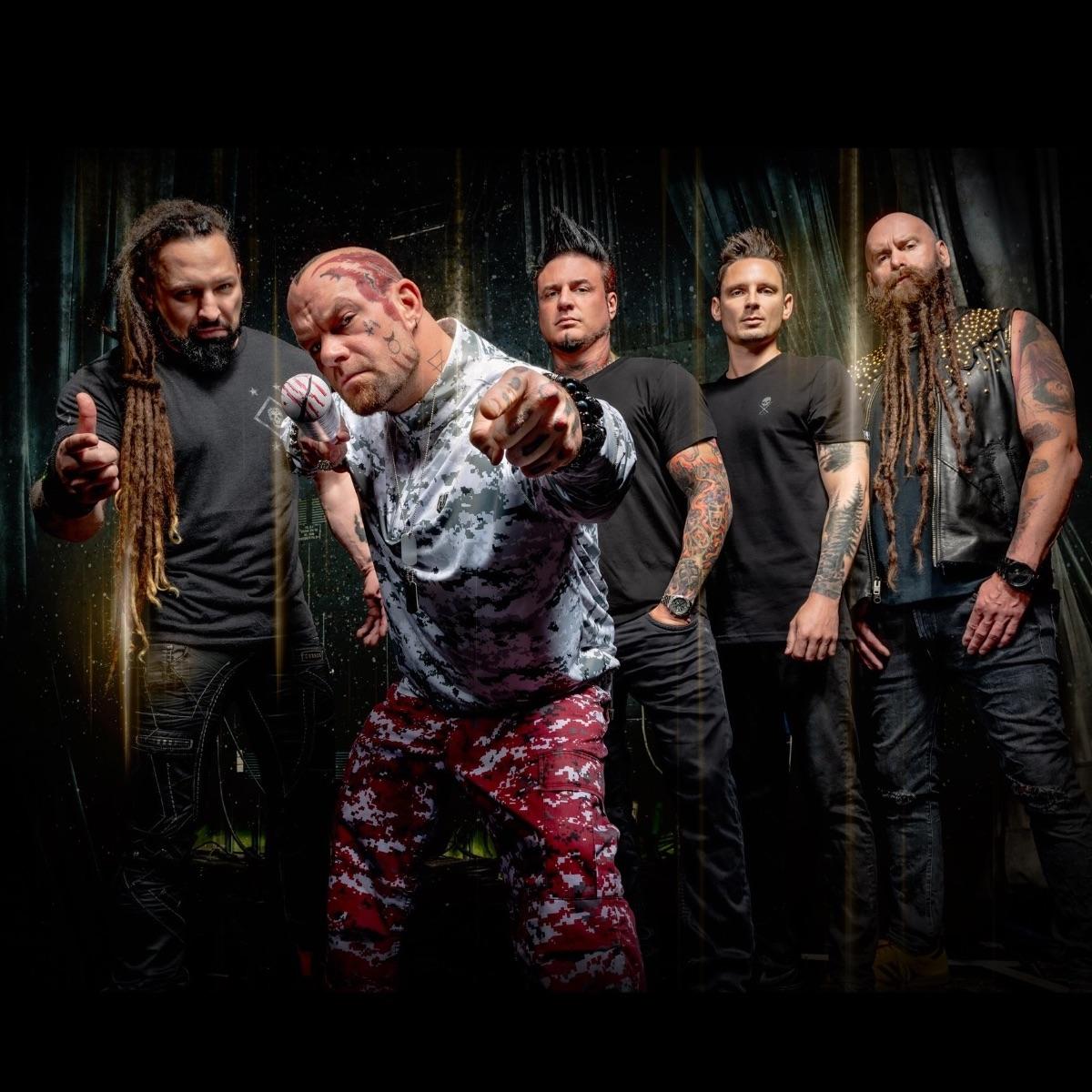Five Finger Death Punch Deutschland 2021