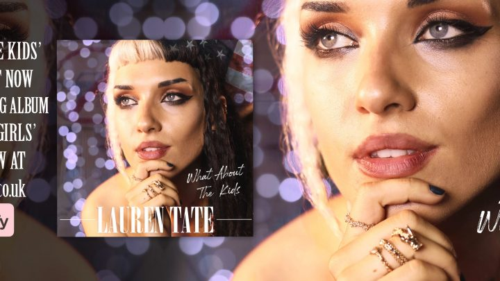 Lauren Tate (Hands Off Gretel) announces new solo album and single