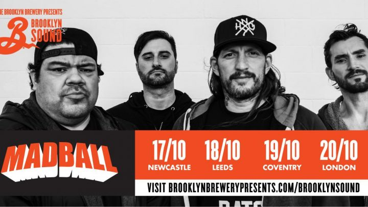 MADBALL – Announce Brooklyn Sound UK Tour For October