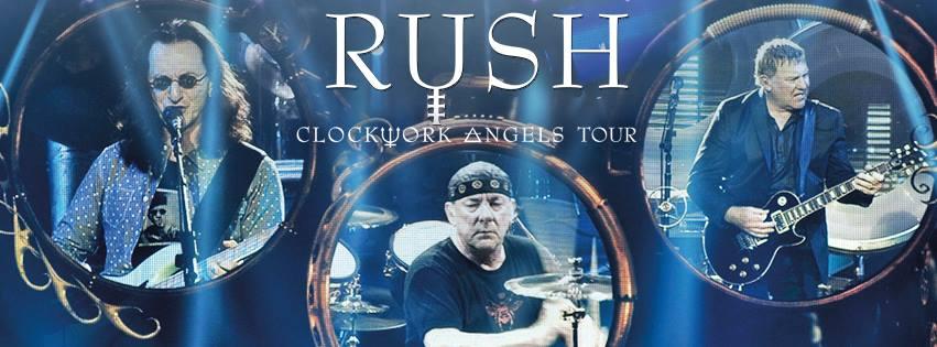 Rush – Clockwork Angels Tour – 5LP Box Review
