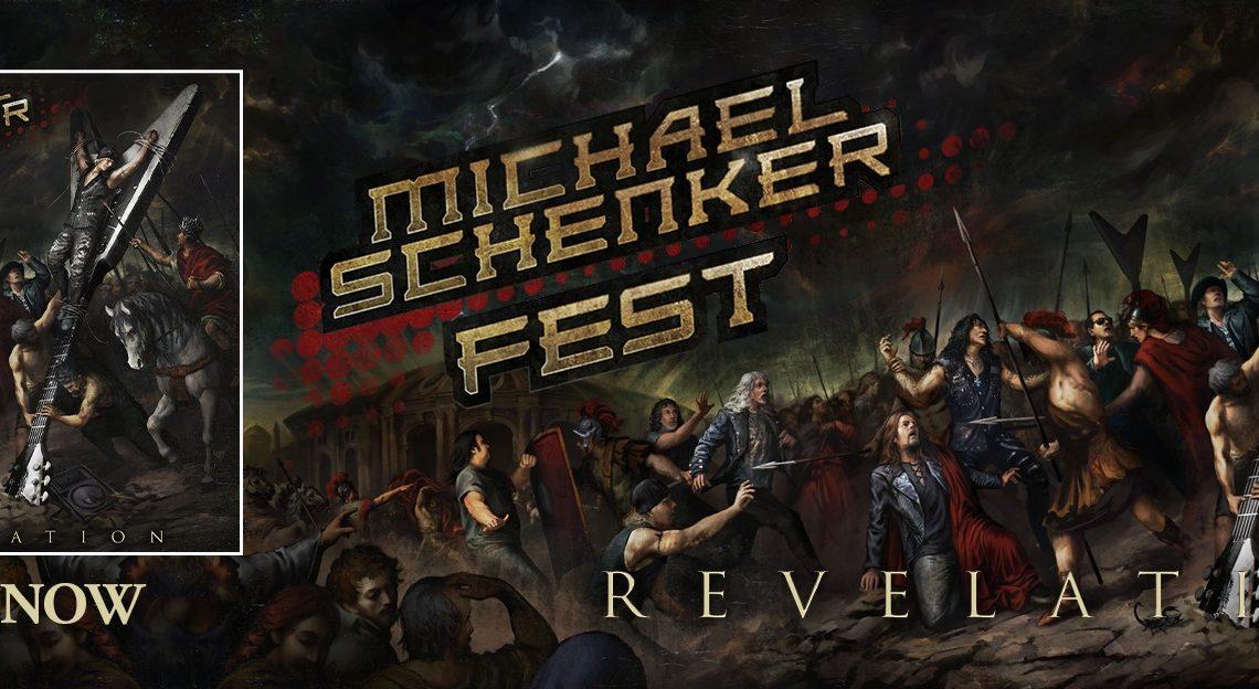 Michael Schenker Fest – Revelation