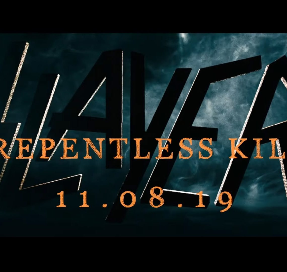 SLAYER to screen 'The Repentless Killogy' in cinemas worldwide