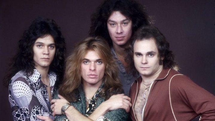 VAN HALEN   THE JAPANESE SINGLES 1978-1984
