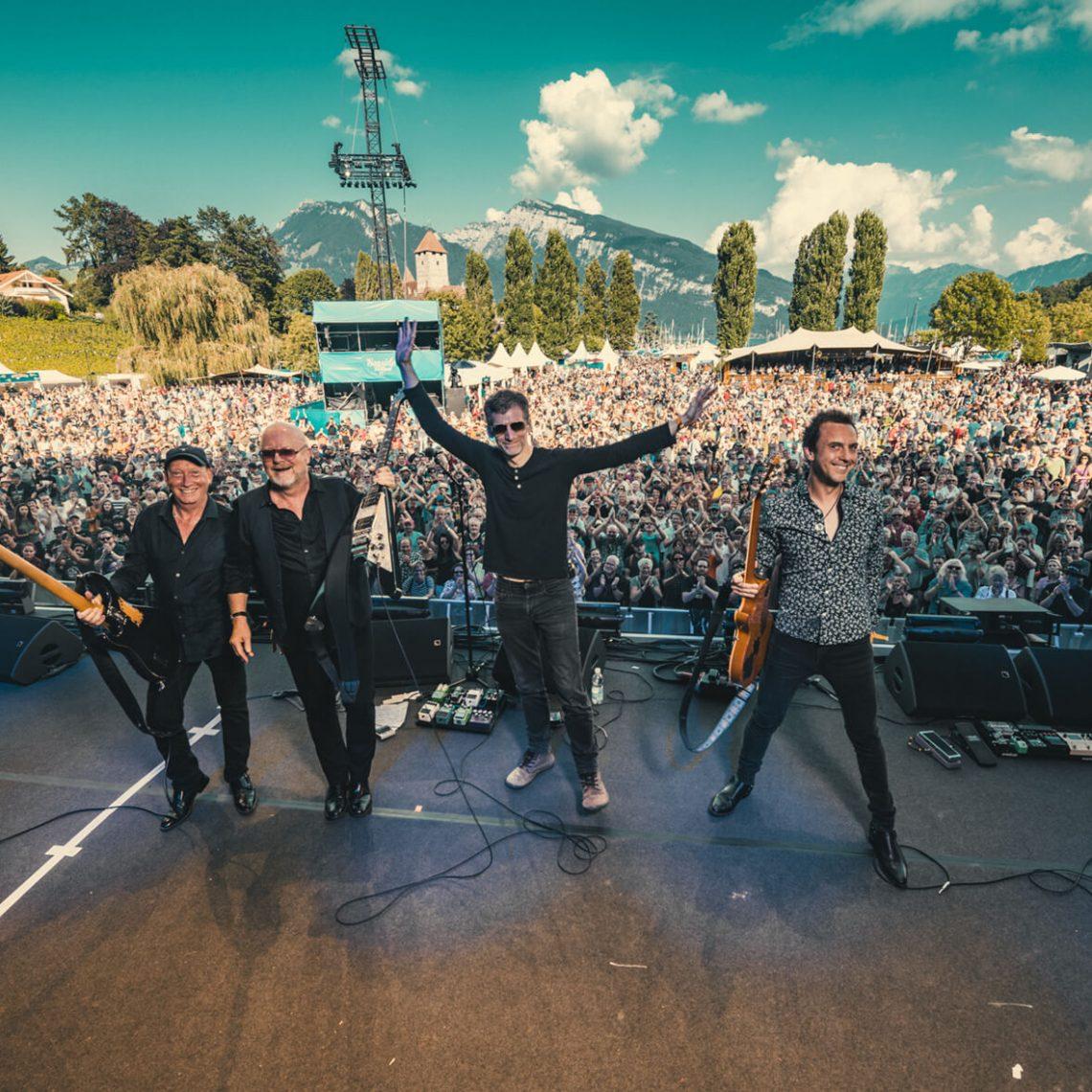 SPV/Steamhammer signs legendary Rock band WISHBONE ASH!
