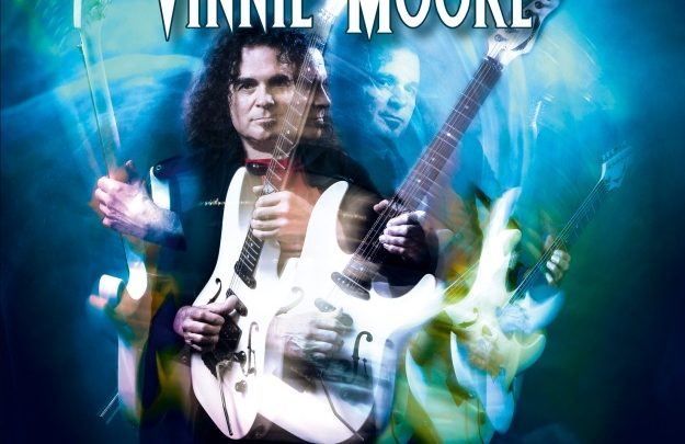 "UFO Guitar Legend Vinnie Moore To Release New Album ""Soul Shifter"""