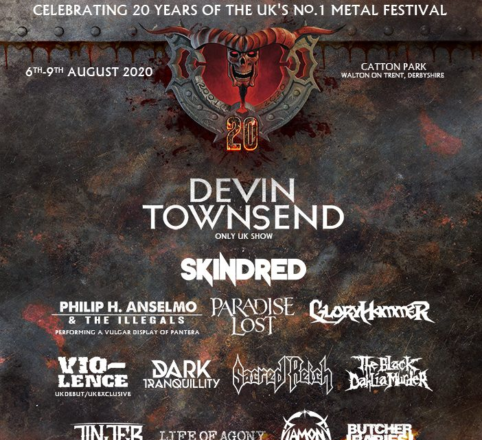 BLOODSTOCK REVEAL FOUR MORE FOR RONNIE JAMES DIO STAGE