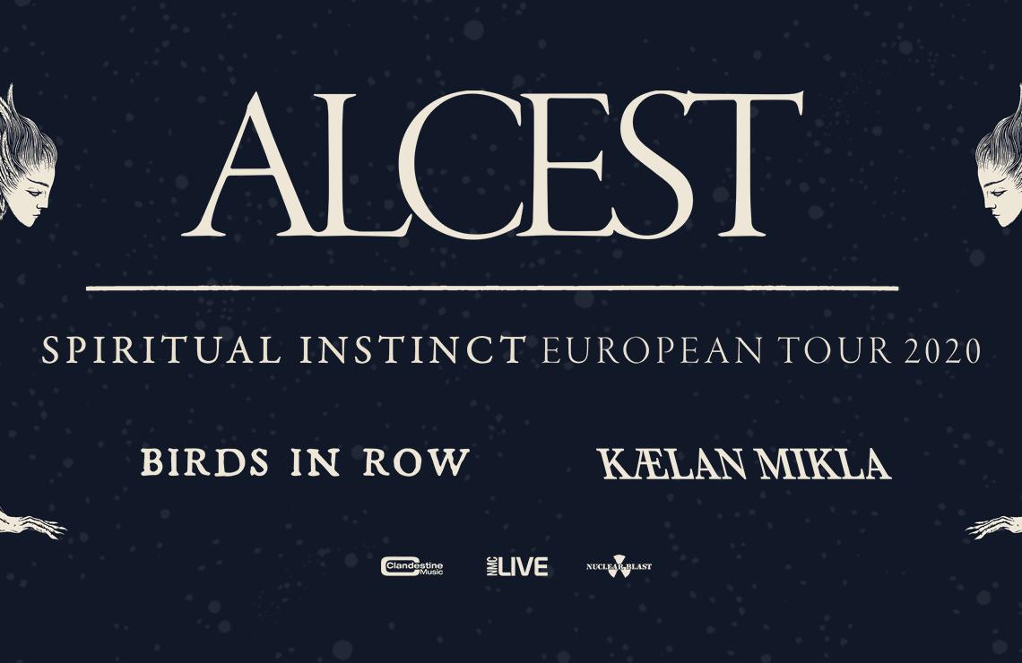 Alcest – Spiritual Instinct